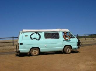 Australian Van