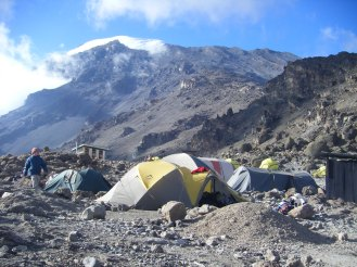 Kilimagiaro Base Camp