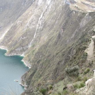 Lago Quilotoa - Ecuador